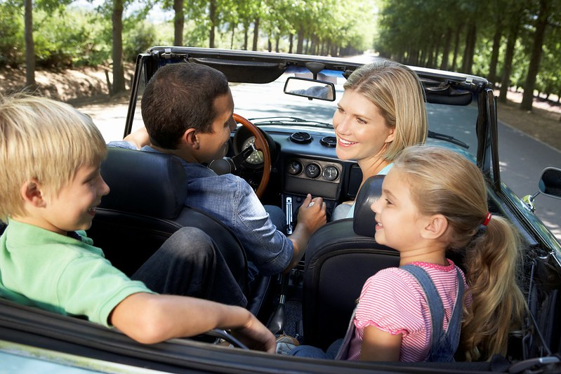 Maintaining Family Vehicle | Huntsville, TX