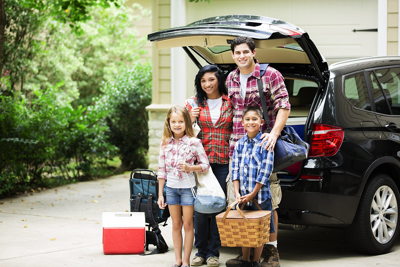 Tips for a Stress-Free Family Road Trip | Huntsville, TX